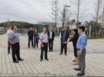 党委欧力生书记到四川省精神医学中心开展调研