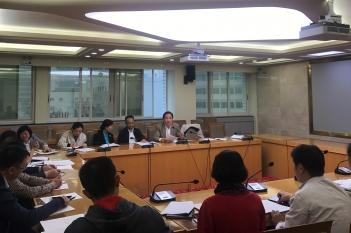 2017年10月11日,院本部邓绍平院长主持召开中心开业筹备推进协调会。