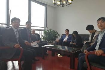 2017年11月12日,上海交大贺林院士团队与四川省人民医院、四川省精神医学中心进行了首次研讨,实质性开展工作。