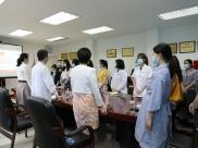 精医中心顺利召开第一次团员大会