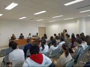 四川省精神医学中心举行新入职职工培训会